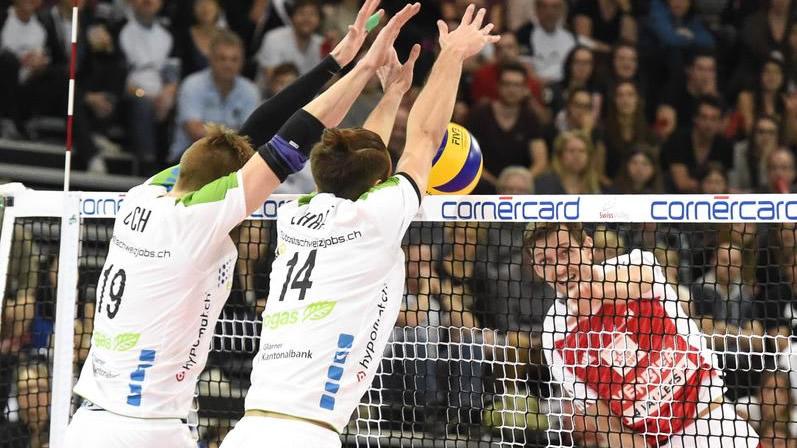Biogas Volley Näfels – Volley Amriswil