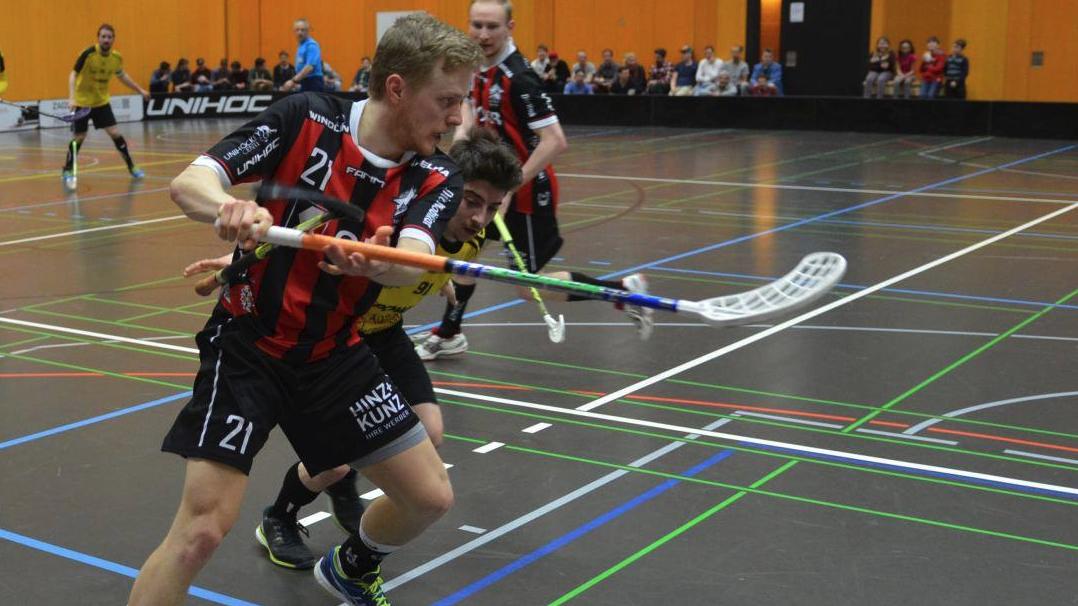 Auf-/Abstiegs-Playoff, Spiel 5: Ad Astra Sarnen – UHC Thun
