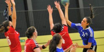 ATV/KV Basel - LC Brühl Handball