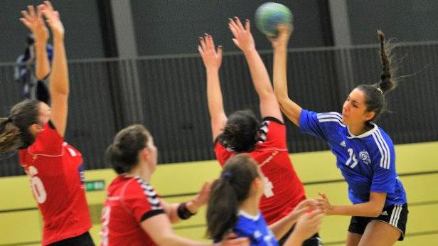 ATV/KV Basel – LC Brühl Handball