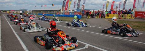 autobau Schweizer Kart Meisterschaft #4, Mirecourt (F)