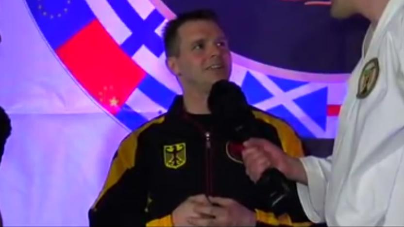 Bernd Höhle Interview und Show