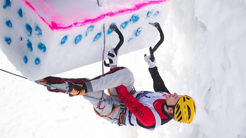 UIAA Ice Climbing World Cup #4, Cheongsong (KOR)