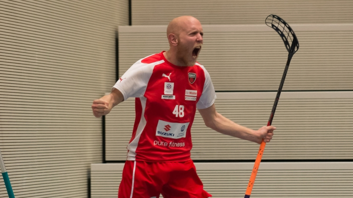 Floorball Köniz – Tigers Langnau