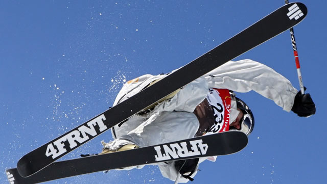 Freeski Halfpipe Schweizer Meisterschaften, Laax GR