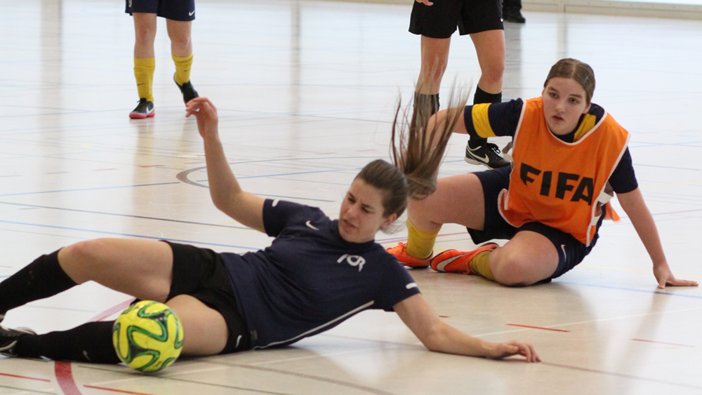 Futsal Damen Masters NLA/NLB – Finalturnier, Wettingen