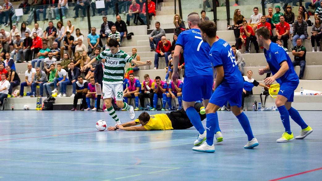 Futsal Minerva – Mobulu Futsal Uni Bern