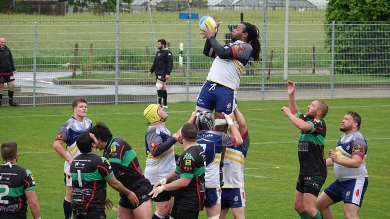 LNA Final: RC Genève PLO – Nyon Rugby Club, Genf GE