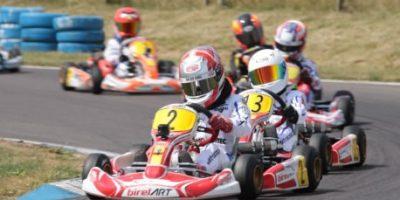 autobau Schweizer Kart Meisterschaft #5, Levier (F)