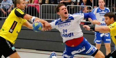 HC Kriens-Luzern - Pfadi Winterthur