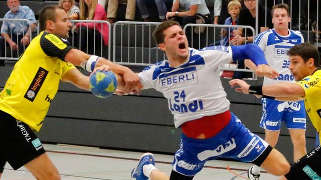 HC Kriens-Luzern – Pfadi Winterthur