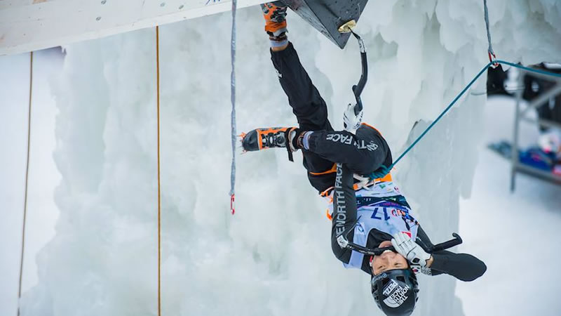 UIAA Ice Climbing World Cup #3, Hohhot (CHN)