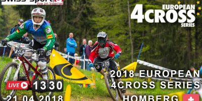 European 4Cross Series #1, Homberg BE
