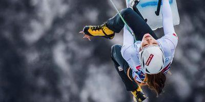 UIAA Ice Climbing World Youth Championships - U19/U22 Lead Finals, Kirov (RUS)