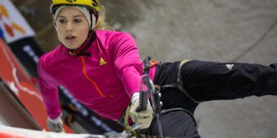 UIAA Ice Climbing World Youth Championships - U16 Lead Finals, Kirov (RUS)