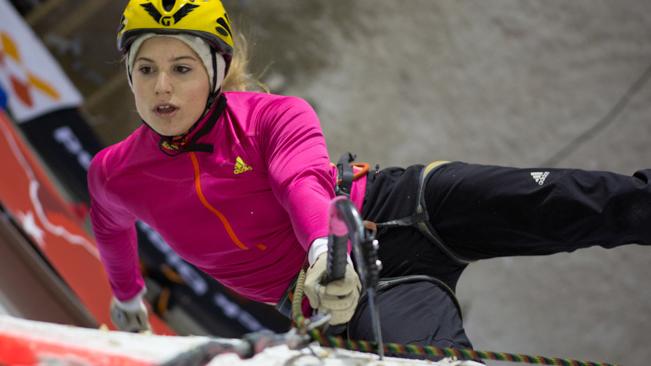 UIAA Ice Climbing World Youth Championships – U16 Lead Finals, Kirov (RUS)