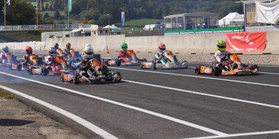 autobau Schweizer Kart Meisterschaft #6, Lignières NE