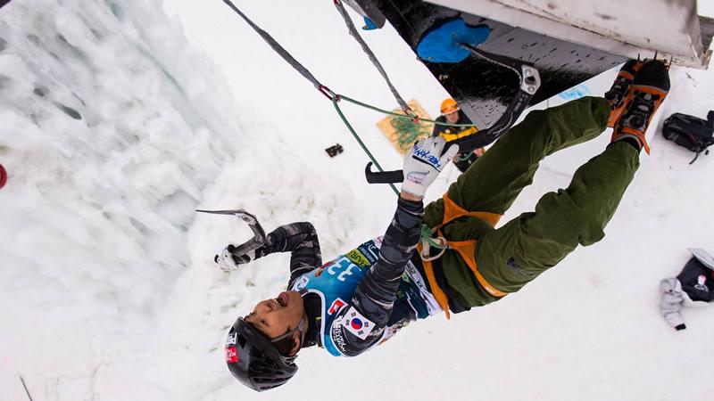 UIAA Ice Climbing World Cup #5, Kirov (RUS)