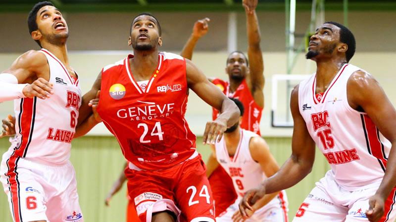 Lions de Genève – Fribourg Olympic