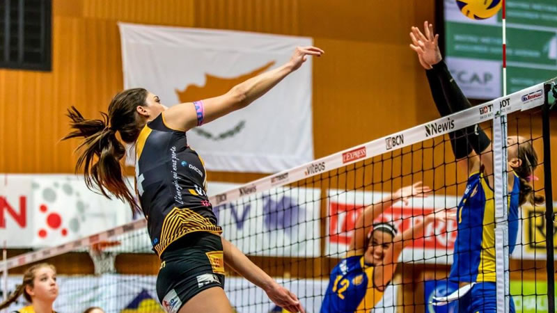 Cup 1/2-Final: Viteos NUC – VC Kanti Schaffhausen