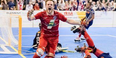 Rollhockey NLA Herren: RHC Diessbach - RHC Dornbirn