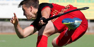 Playoff 1/2-Final, Spiel 2: Rotweiss Wettingen - AHC Lugano