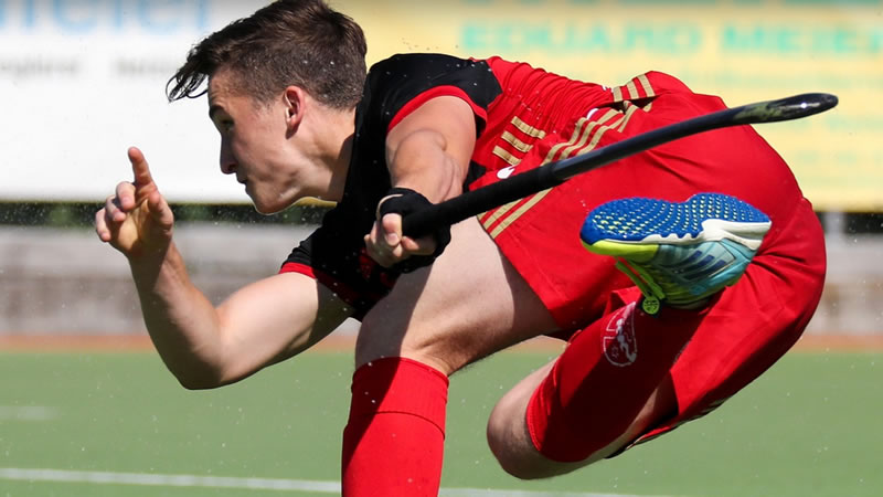 Playoff 1/2-Final, Spiel 2: Rotweiss Wettingen – AHC Lugano