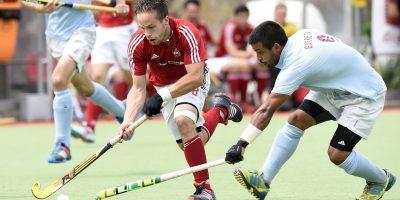 Play-off: Rotweiss Wettingen - Luzerner Sportclub, Wettingen AG