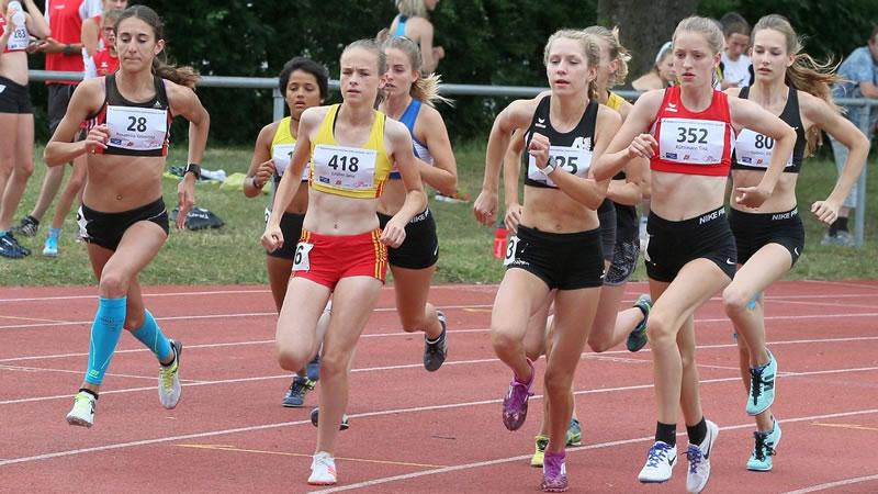 Leichtathletik Schweizer Meisterschaften U23/U20, Aarau AG