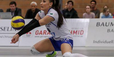 Playoff 1/2-Final, 3. Spiel: Sm'Aesch Pfeffingen - TS Volley Düdingen