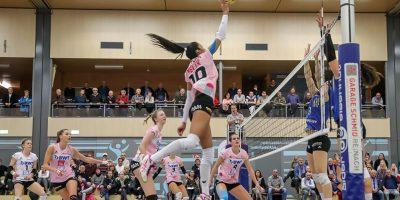 Sm'Aesch Pfeffingen - TS Volley Düdingen