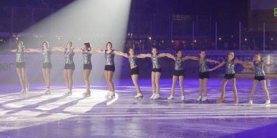 Synchronized Ice Skating Swisscup, Widnau SG