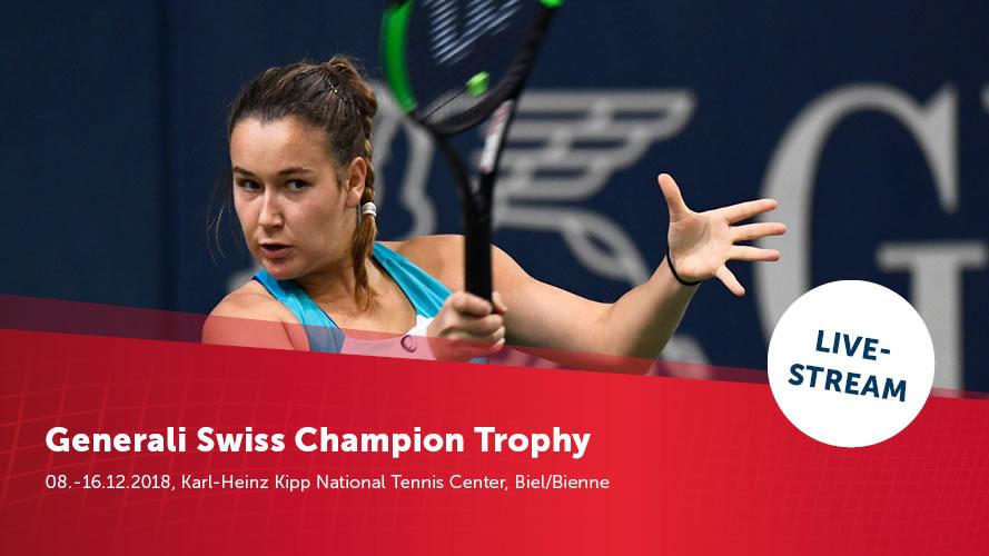 Tennis Schweizer Meisterschaften, Biel BE