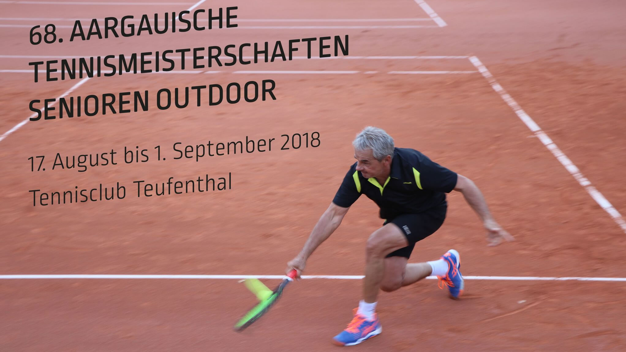 Aargauer Tennis Senioren Meisterschaften, Teufenthal AG