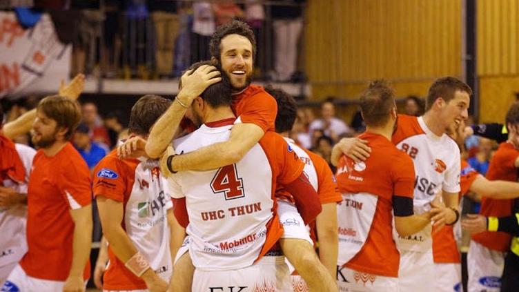 Auf-/Abstiegs-Playoff, Spiel 6: UHC Thun – Ad Astra Sarnen