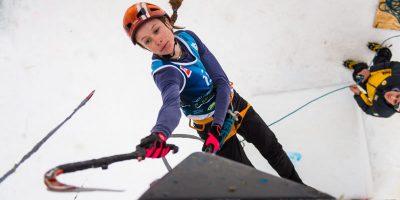 UIAA Ice Climbing European Cup #4, Oulu (FIN)