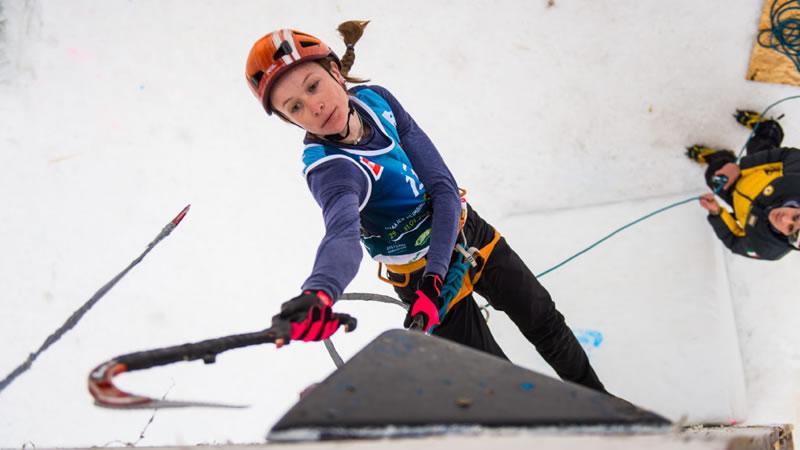 UIAA Ice Climbing World Combined Championships, Moskau (RUS)