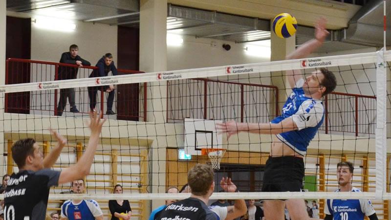 VBC Einsiedeln – Volley Amriswil