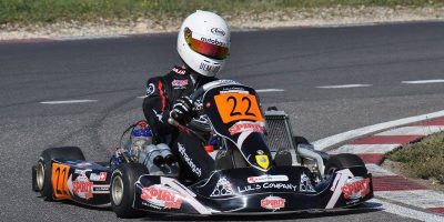 autobau Schweizer Kart Meisterschaft #2, Vesoul (F)