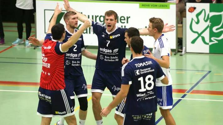 Volley Amriswil – Volley Schönenwerd