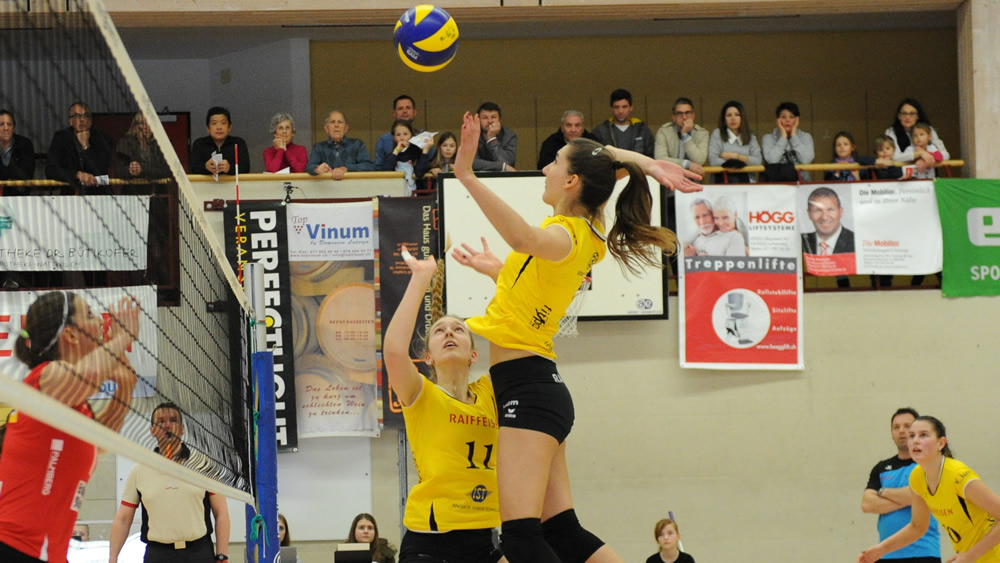 Volley Toggenburg – VBC Glaronia