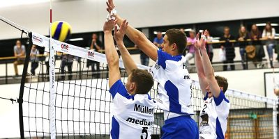 Playoff 1/2-Final, Spiel 2: Volley Luzern - LINDAREN Volley Amriswil