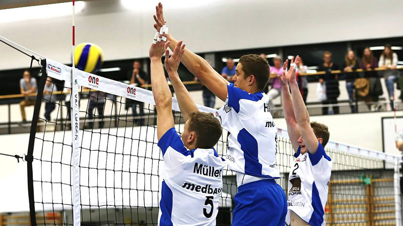 Playoff 1/2-Final, Spiel 2: Volley Luzern – LINDAREN Volley Amriswil