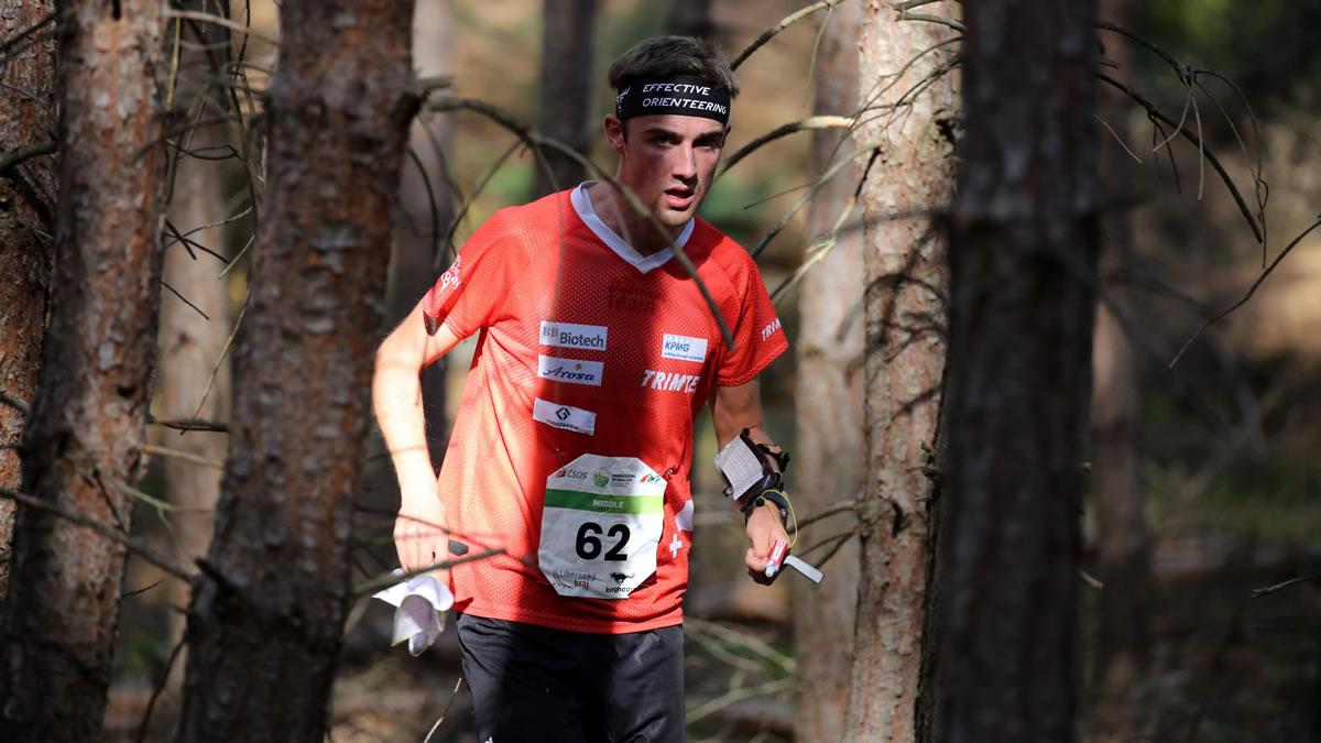 Schweizer Meisterschaften Sprint, Zwingen BL