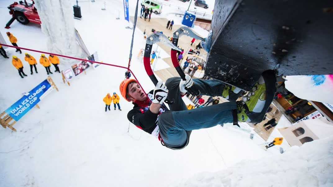 UIAA Ice Climbing World Cup #4, Rabenstein (I)
