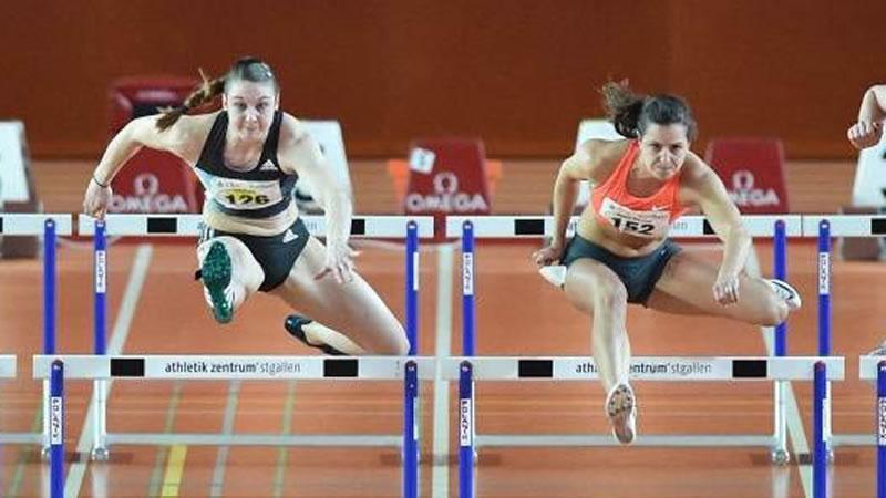 Schweizer Meisterschaften Halle, St. Gallen SG