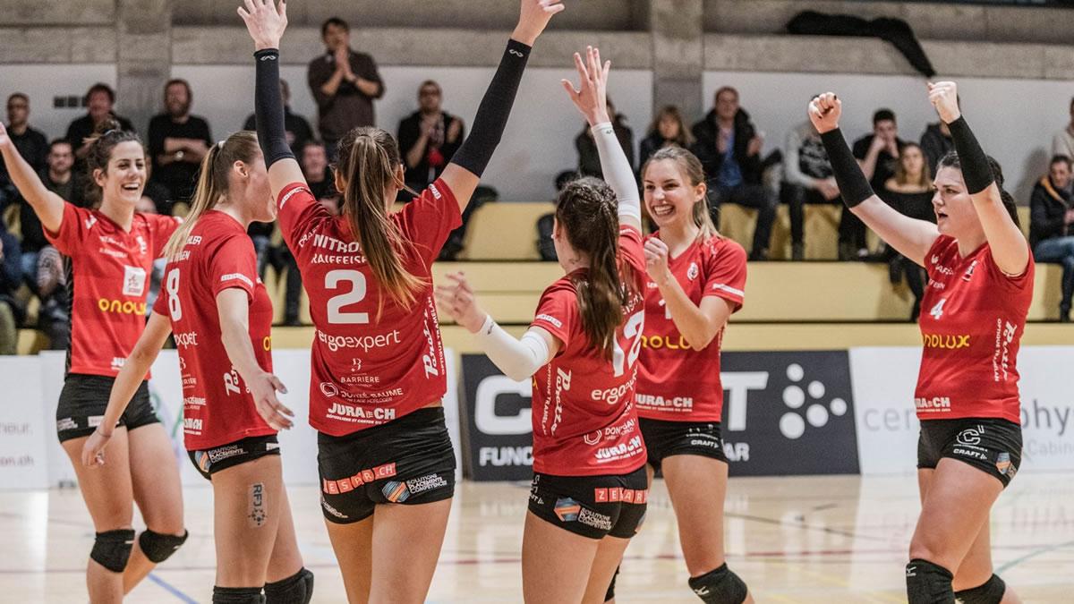 ZESAR-VFM – Genève Volley
