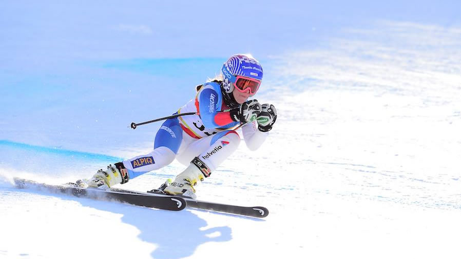 Winteruniversiade: Riesenslalom Frauen 2. Lauf, Krasnoyarsk (RUS)