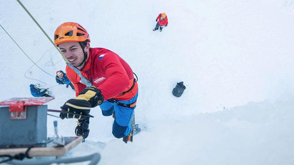 UIAA Ice Climbing World Cup #5, Champagny-en-Vanoise (F)