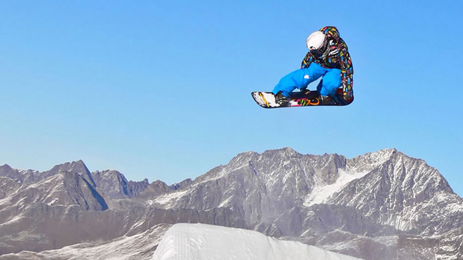 Winteruniversiade: Snowboard Slopestyle, Krasnoyarsk (RUS)